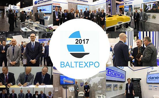 Enamor na 5+ po BALTEXPO 2017
