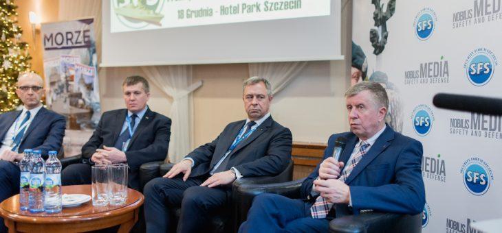 Bezpieczeństwo w kontekście polityki morskiej RP podczas Safety Forum Szczecin